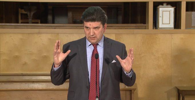 14 Apr 2017: Deșertăciunea religiozității: 7. Necurații Domnului – Sorin Petrof