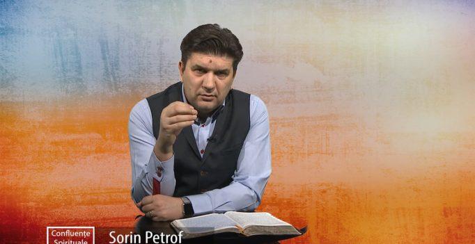 Confluente Spirituale S4E17: Dilemele profetului – Sorin Petrof