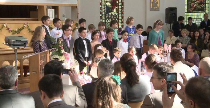 08 Mar 2014: Program 8 Martie – Copii comunitatii
