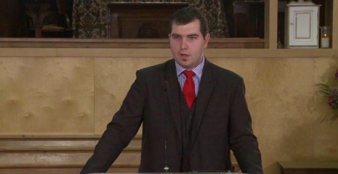 21 Feb 2014: Revolutie in Biserica: 4. Adolescentul imatur – Alex Mareniuc
