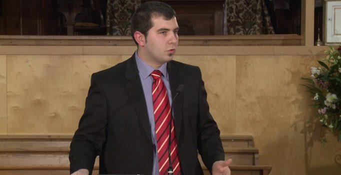 24 Jan 2014: Revolutie in Biserica: 1. Colegiu de inginerie – Alex Mareniuc