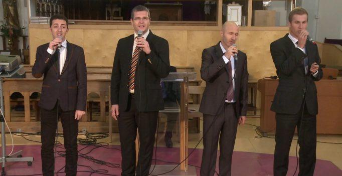 9 Nov 2013: Atingerea Lui Isus – Sorin Petrof si grupul Cristall