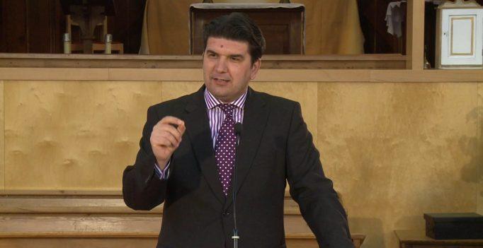 24 Nov 2012: Ispita prozelitismului – Sorin Petrof
