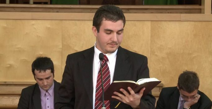 21 Jul 2012: Dumnezeul cel Atotputernic – Emanuel Poterasi