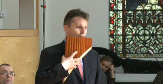 24 Mar 2012: Dumnezeu vindeca – Costel Pirnau
