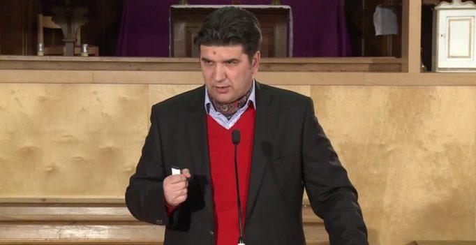 2 Mar 2012: De la Exod la Advent – 28. Enclava Adventista – Sorin Petrof