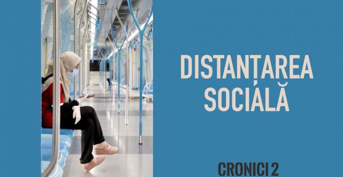 3. Distanțarea socială