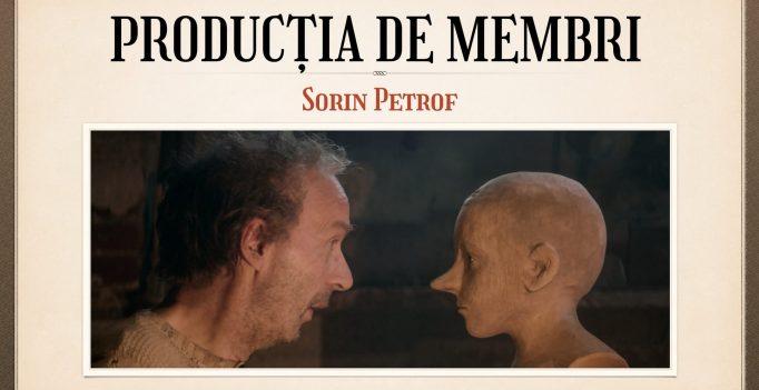Nebunia Crucii: 5. Producția de membri – Sorin Petrof
