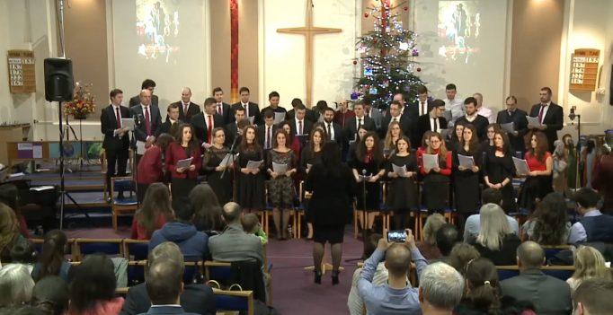 17 Dec 2017: Concert de Colinde – Wokingham