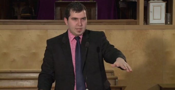 07 Mar 2014: Revolutie in Biserica: 5. Iesi din pivnita – Alex Mareniuc