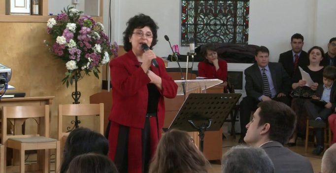 01 Feb 2014: Cantati Domnului – Dorina Gheorghiu & Alex Mareniuc