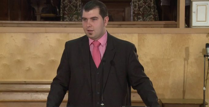 31 Jan 2014: Revolutie in Biserica: 2. De ce sunt aici? – Alex Mareniuc