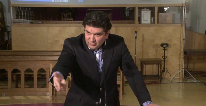 08 Nov 2013: Ideologizarea Sfarsitului: 4. Liderul Suprem – Sorin Petrof