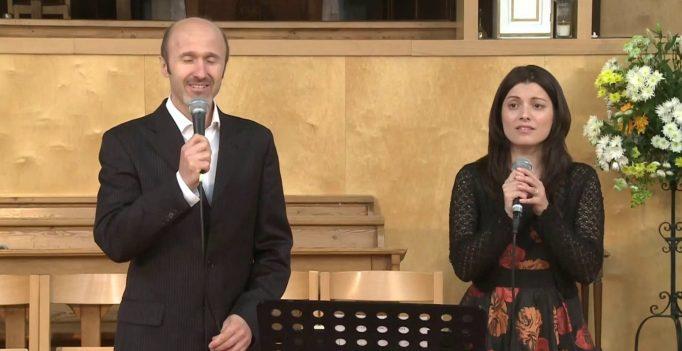 18 May 2013: Concert:  Luiza Spiridon si Vili Dula –  Partea a doua