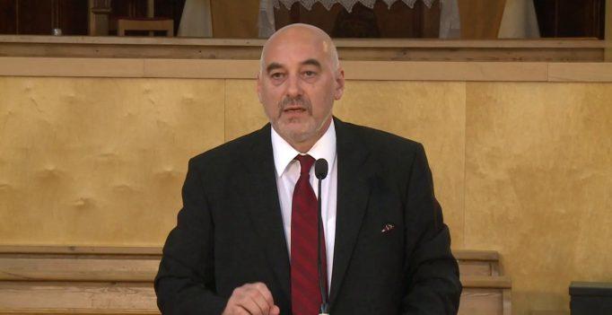 04 May 2013: Fara Dumnezeu si fara idoli – Stefan Bratosin
