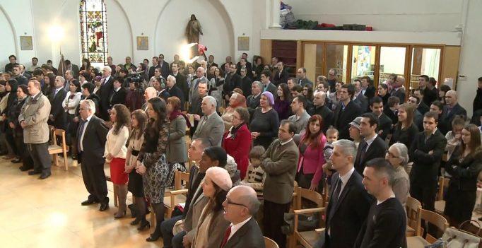 30 Mar 2013:  Inapoi la cruce- Tinerii comunitatii