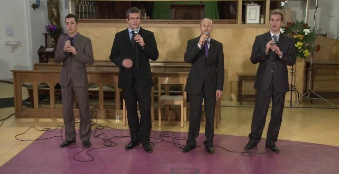 26 Oct 2012:  Am venit s-ascult Vocea Ta (I) – Christall Quartet