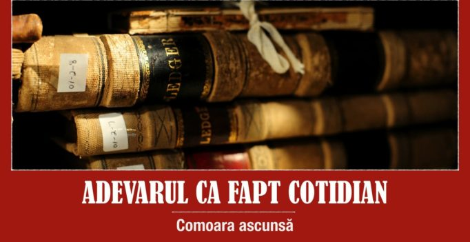 Adevărul ca fapt cotidian: 4. Comoara ascunsă – Sorin Petrof