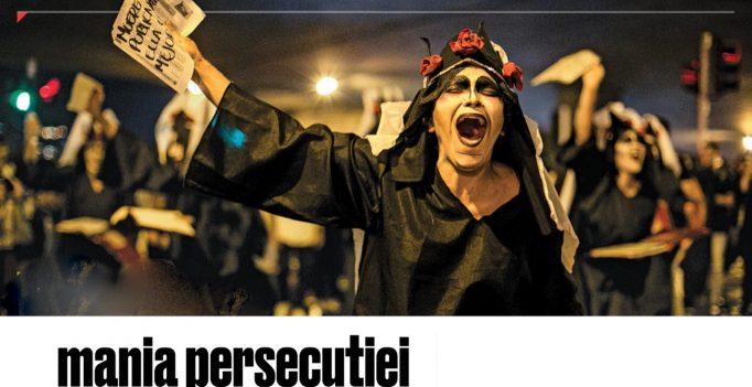 Semnele Timpului: 7. Mania persecuției – Sorin Petrof